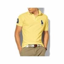 Camisas Polo Ralph Lauren Lacoste Masculino Luxo Importados
