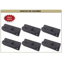 Gancho Caçamba Carroceria Ford Pampa F-1000 Kit Com 6 Peças
