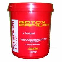Botox Capilar Titanium Lizze - Life Hair