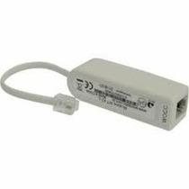 Micro Filtro Adsl Simples Telefonia Banda Larga