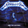 Cd - Metallica - Ride The Lightning (lacrado)