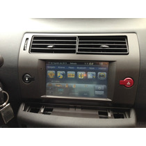 Central Multimidia M1 Citroen C4 Bluetooth,internet,tv, Gps