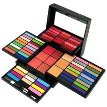 Kit Maquiagem Jasmyne Completo 60 Itens - V023