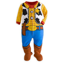 Macacão Woody Fantasia Toy Story Original Disney