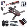Quadricoptero Drone Fpv Racing 250mm Qav 250 Kit Completo