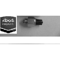 Válvula Tração 4x4 Chevrolet S10 Perinha Interruptor /2011