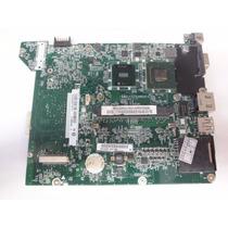 Placa Mãe Acer Aspire One Zg5 Mod: Da0zg5mb8f0 Intel