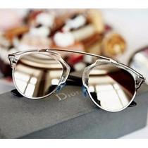 Óculos So Real Com Caixinha Quadrada + Brinde + Frete Grátis