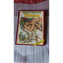 Livro Comics Jungle Tales Of Tarzan