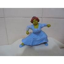 Miniatura De Boneca Fiona Do Filme Shrek Do Mc Donald 2007