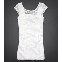 Vestido Hollister Camiseta Blusa Camisa Abercrombie Feminina