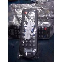 Controle Remoto Inovox Dvd In-1216a Rc-110 Original