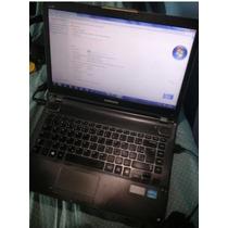 Notebook Samsung I7 3630 Cpu 2,4 Ghz 6gb Memória Ram
