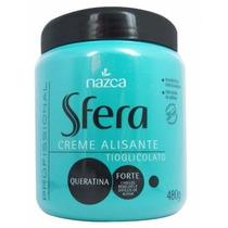 Creme Alisante Sfera Professional Queratina Forte 480g