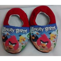 Pantufa Angry Birds Ben 10 Garfield Princesa Sofia Cumplices
