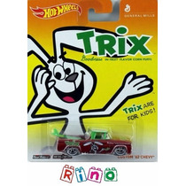 Hot Wheels Pop Culture Trix Custom 62 Chevy General Mills