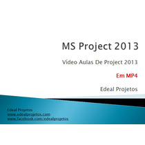 Ms Project 2013 Ebook + Videos Mp4 (50)