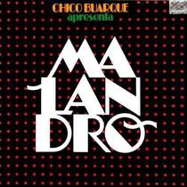 Cd Chico Buarque Apresenta Malandro