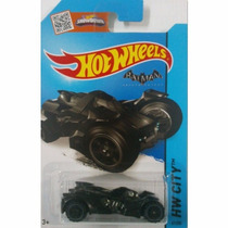 Arkham Knight Batmobile Lote H Batmovel Hot Wheels 2015