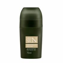 Natura Desodorante Roll On Sr N Masculino