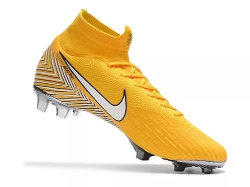 Chuteira Nike Mercurial Superfly Vi Elite 360 Neymar. Preço  R  499 Veja  MercadoLibre 05582141c2742