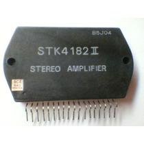 Stk 4182 Ii - Stk 4182ii Stereo Amplifier Marca Sce