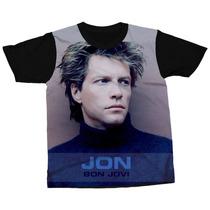 87211f46bb6db Busca Camiseta Bon jovi feminina com os melhores preços do Brasil ...