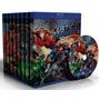 Blu-ray Dc Comics - Colecionador - Todas As Animações