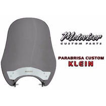 Para-brisa Bolha Intruder Mirage Cruise Fume Klein Motovisor