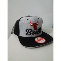Boné New Era - Chicago Bulls (réplica Autêntica)