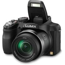Câmera Semiprofissional Lumix Dmc-fz60 Panasonic