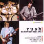 Rush Cd Duplo The Big Money Meets The Big Apple Novo Raro