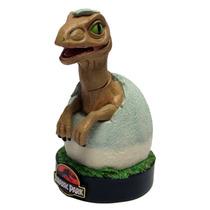 Raptor Hatchling Jurassic Park Estátua Movimento