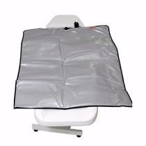 Manta Térmica Estética C/ Infravermelho Prata 115x145cm 220v