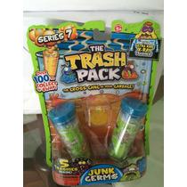 Trash Pack Serie 7 Cartela Com 5