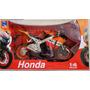 1/6 Moto Honda Cbr 1000rr Repsol New Ray Miniatura Gigante