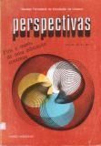 Perspectivas: Fins E Meios De Uma Educação Contínua Vol. ...