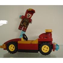 Iron Man Homem De Ferro Tony Stark E Porsche Lego