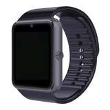 Relógio Celular Chip Smartwatch Gsm Touch Android Ios Gt-08
