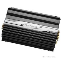 Amplificador Corzus Pr-3100 (2x 100w + 1x 160w Rms)