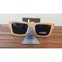 Óculos Cassette Polarizado Bamboo - Direto Da Califórnia Eua