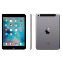 Ipad Mini Tela Retina Apple Wi-fi 4g 16gb Cinza Me800bz/a