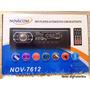 Radio Mp3 Player Automotivo Com Usb/sd Novacom Com Bluetooth