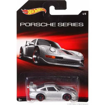 Hot Wheels Porsche Series - Coleção - 4 Miniaturas