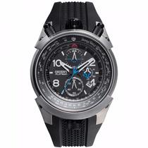 Relógio Orient Flytech Titanium Mbtpc003 Pulseira Silicone