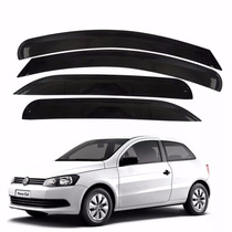 Calha De Chuva Carro Volkswagen Gol G5/g6 - 2008 A 2014