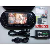 Psp Original Playstation Desbloqueado 345jogos Semi Nv 128gb
