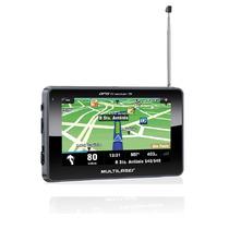 Gps Automotivo Multilaser Tracker 3 Gps034 Com Tv Tela 4.3