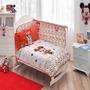Jogo De Cama (sono) Disney Minnie Skecth Baby (jogo De Sono)