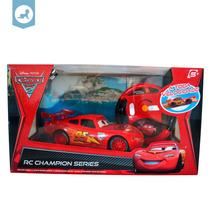Carro De Controle Remoto Champion Mc Queen Carros Toyng